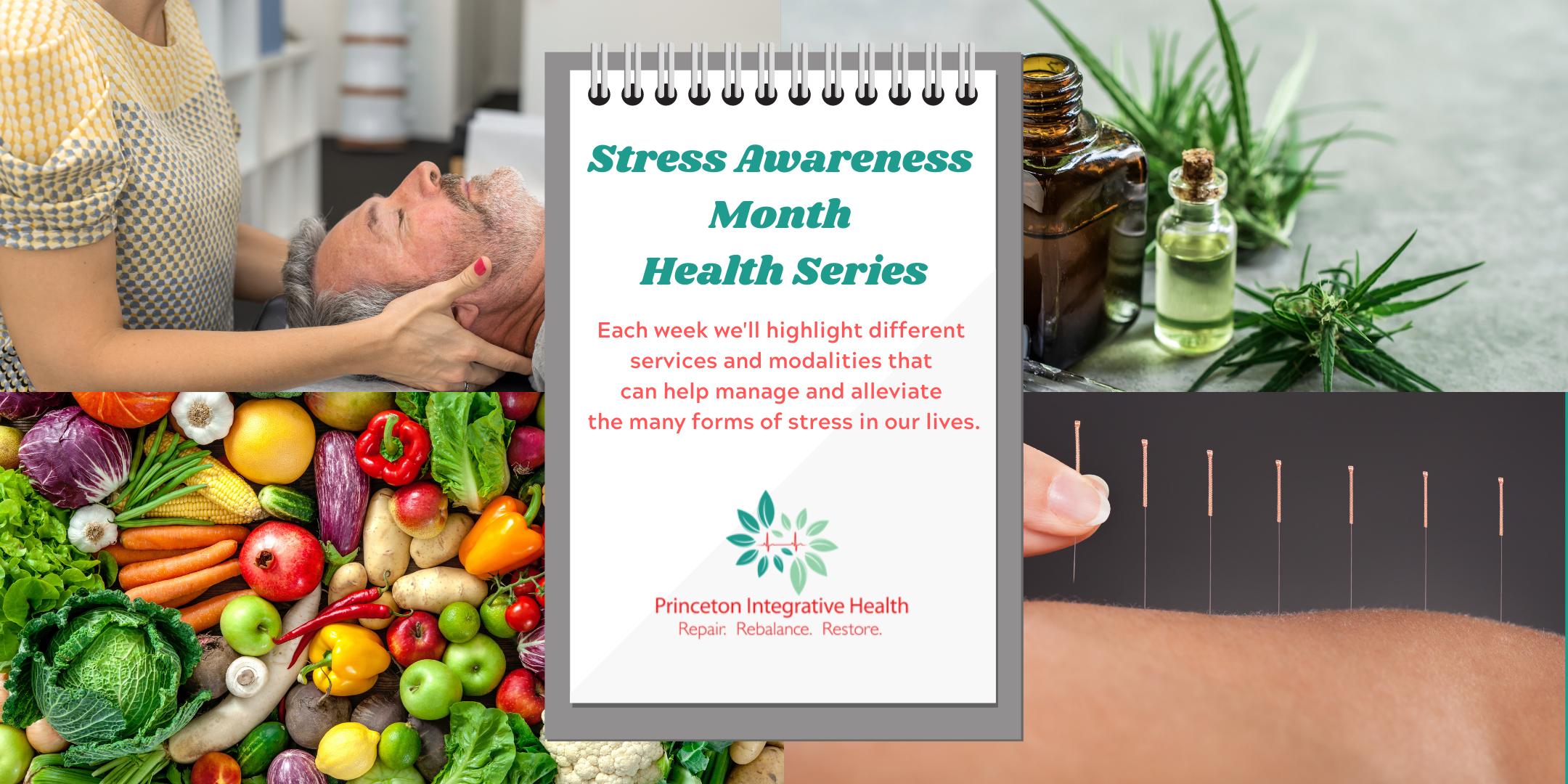 StressAwarenessMonth
